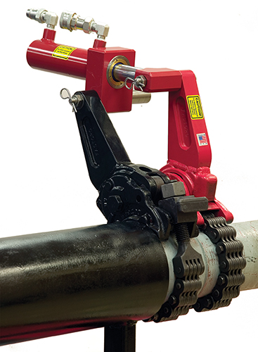 AutoTORQ Chain Pipe Wrench photo web