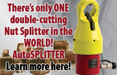 AutoSPLITTER – The Toughest Nut Splitter in the World!