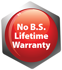 FASTORQ No B.S. Lifetime Warranty