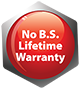FASTORQ No BS Lifetime Warranty