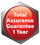 FASTORQ Total Assurance Guarantee 1-year